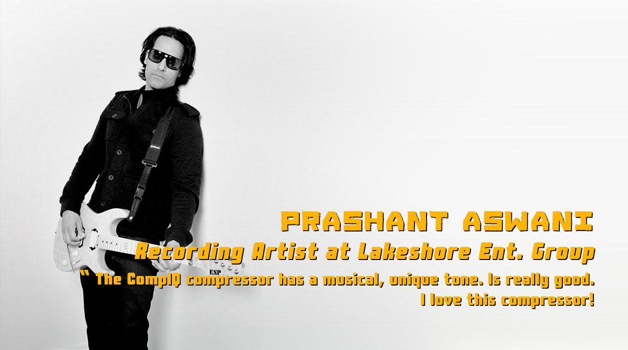 Prashant Aswani CompIQ Poster