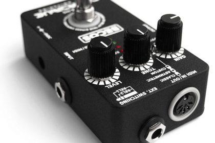 TS8-MS MIDI Overdrive/Switcher Pedal