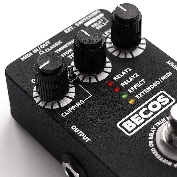 TS8-MS MIDI Overdrive / Switcher