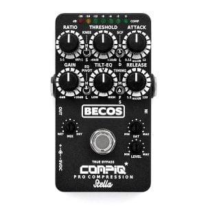 CompIQ Pro Stella Compressor Pedal