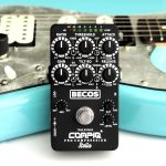 CompIQ PRO Stella Compressor Pedal for Guitar & Bass