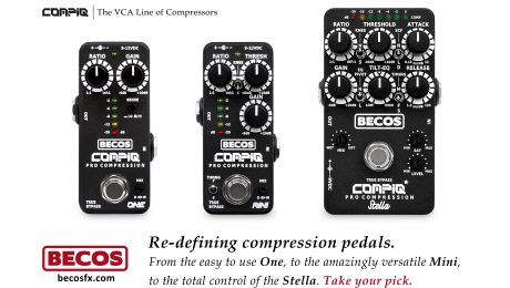 Becos CompIQ Line of Compressors