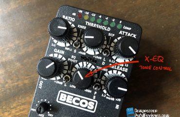 Becos CompIQ Pro Stella Compressor-Compressor Pedal Reviews