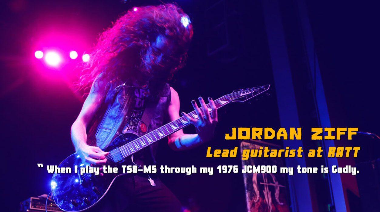 Jordan Ziff Poster TS8-MS