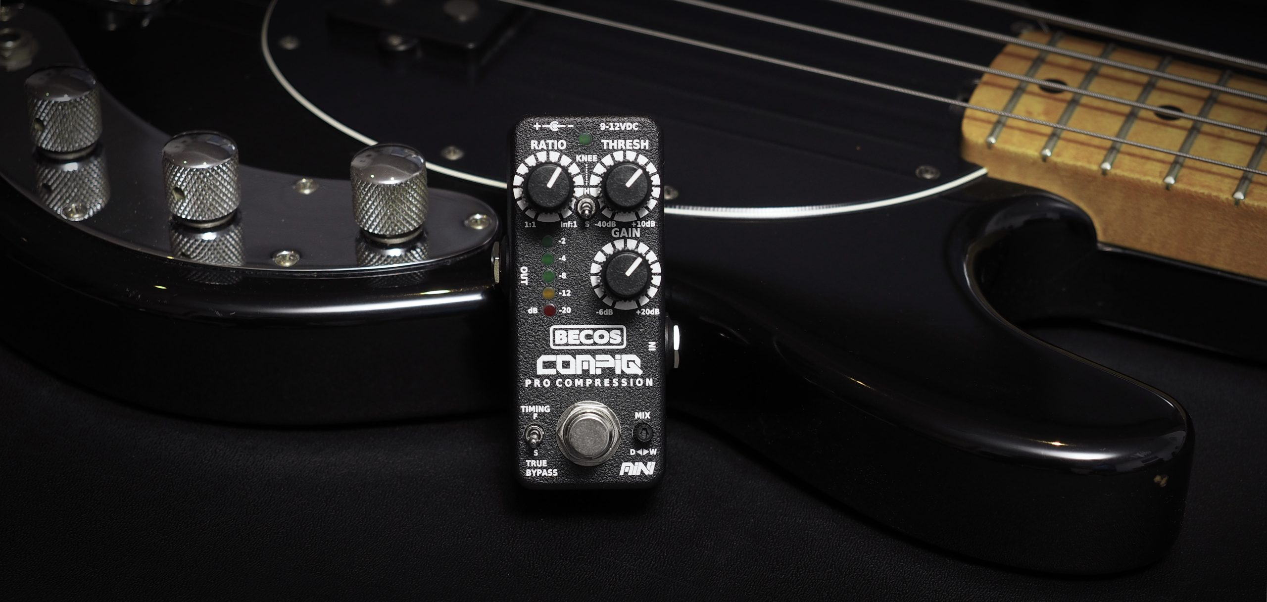 CompIQ MINI Pro Compressor for Bass