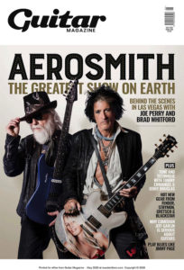 Guitar Magazine May 2020 Cover