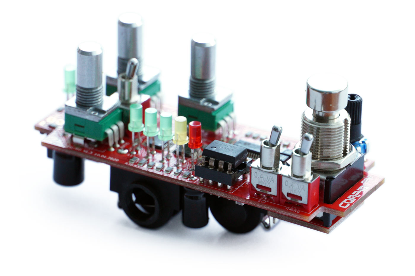 CIQ-2 CompIQ MINI Circuit Board