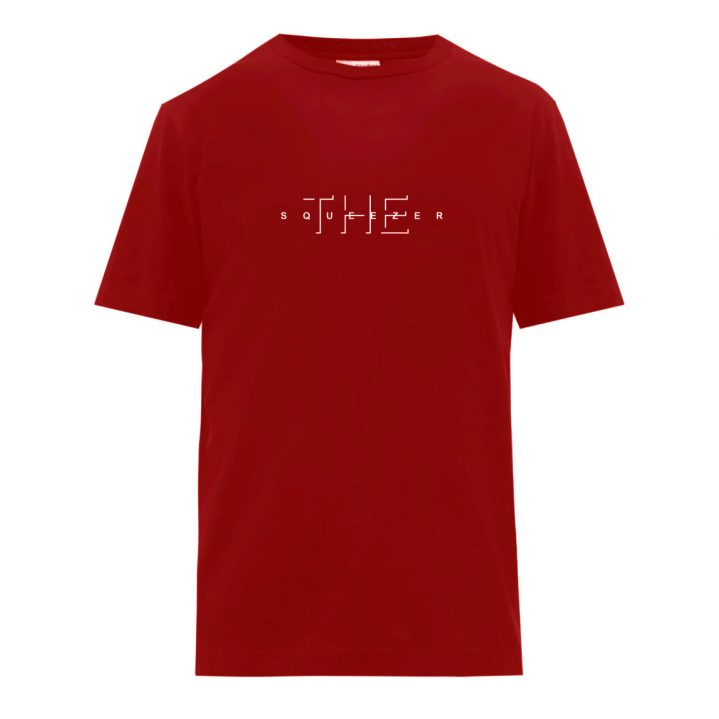 T-Shirt The Squeezer Red