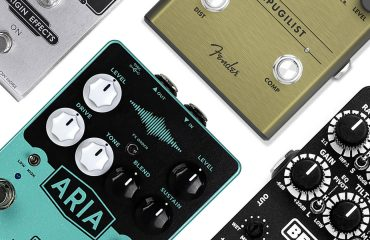 Guitar Magazine - EIGHT BEST COMPRESSORS FOR ELECTRIC GUITARS IN 2020 - Standout compressors for your next stompbox squeeze.
