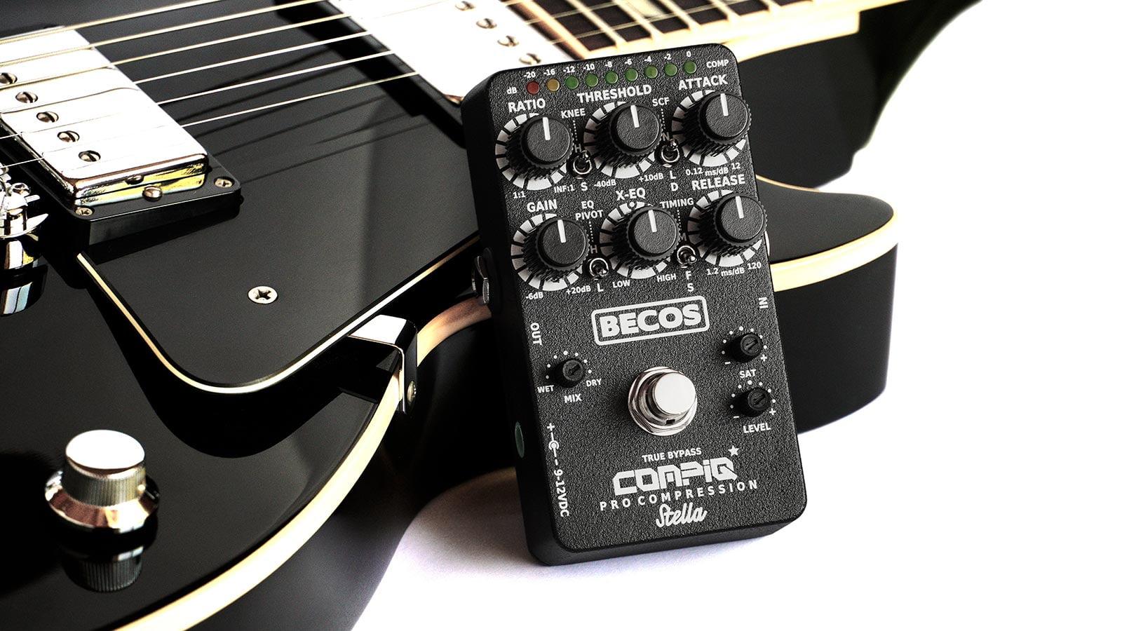 CompIQ STELLA Pro Compressor