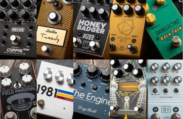 Gear of the Year 2020 -Best Effects Pedals Nomination: Becos FX CompIQ TWAIN Dual Band / Stacked Compressor Pedal
