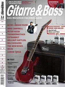 Gitarre Und Bass Dec 2020 Cover