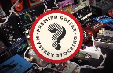 Premier Guitar Mystery Stocking