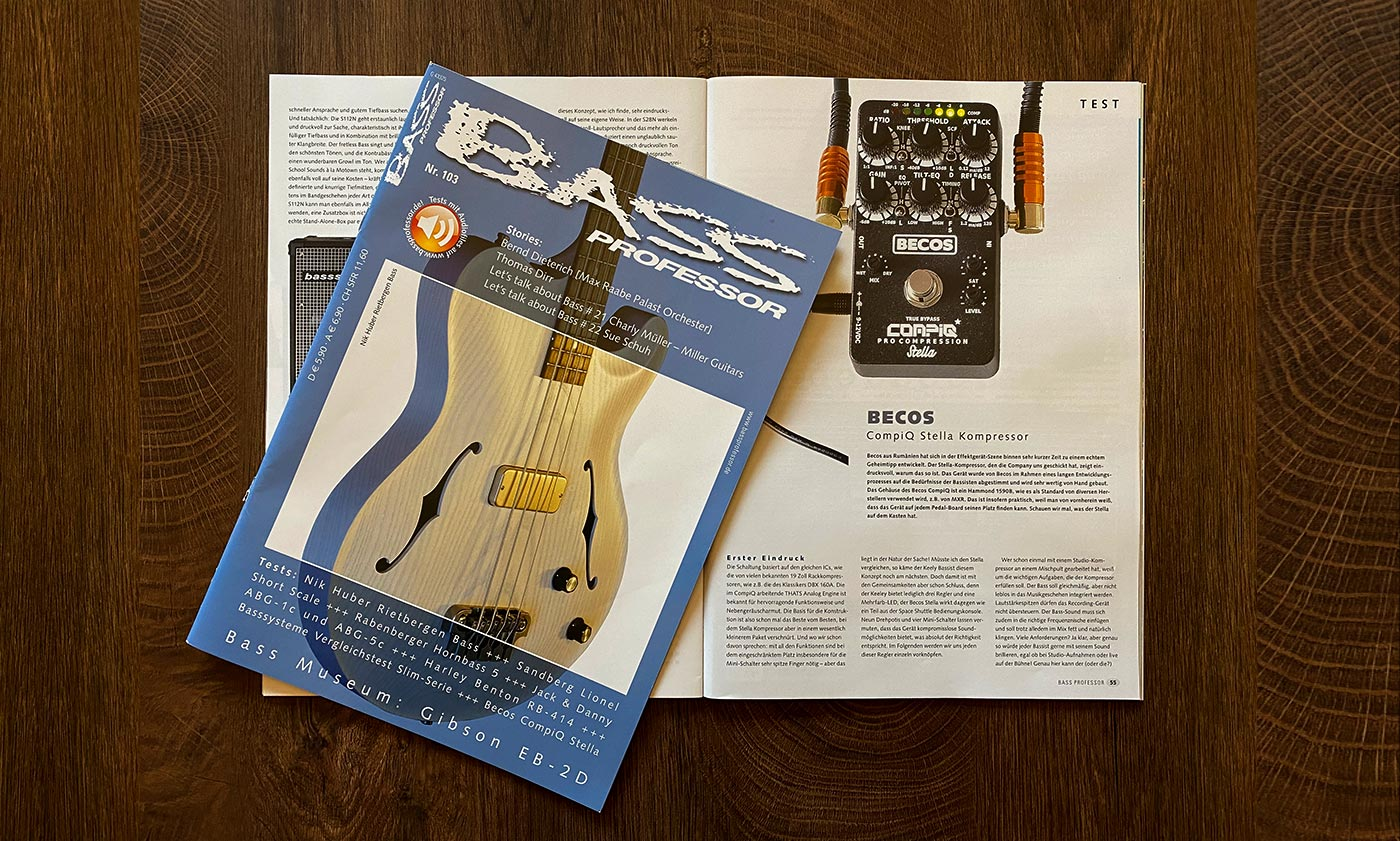 CompIQ Stella Reviewed By_Bassprofessor Magazine Nr.103