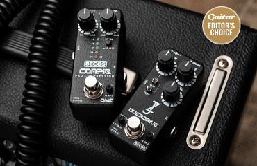 Becos TS8-JZ / CompIQ Mini-One - Guitar Magazine Editors Choice