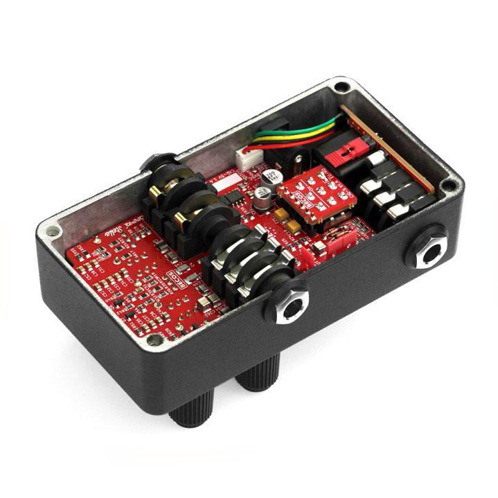DITOS – Transformer-Coupled Balanced Output DI Board for CompIQ Stella Compressor Pedal